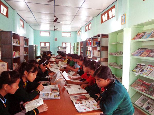 School Library Image